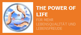 Logo Martin Stark - The Power of Life